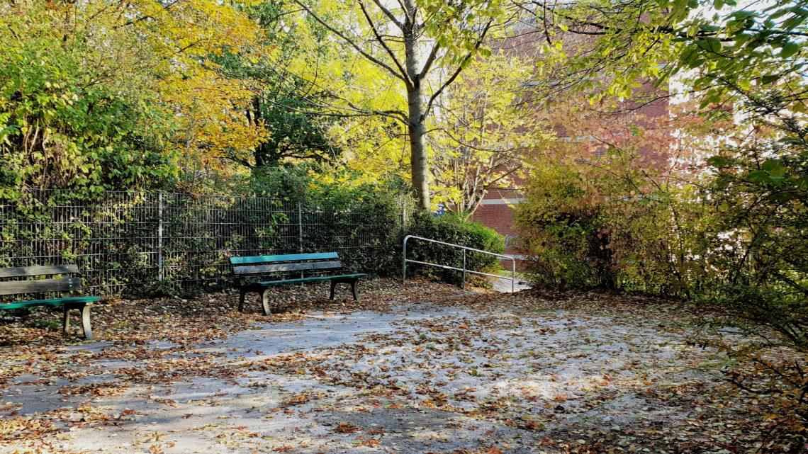 Antwort der Wohnungsgenossenschaft Göttingen , Planung Spielplatz oberer Nikolausberger Weg